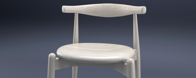 Carl Hansen and Son Interior Design Render 3D Visualization Featured Image