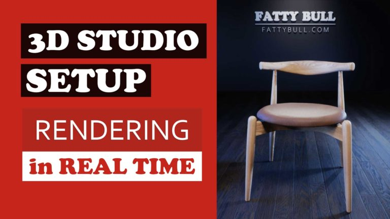 3D-Studio-Setup-Lighting-Product-Photography