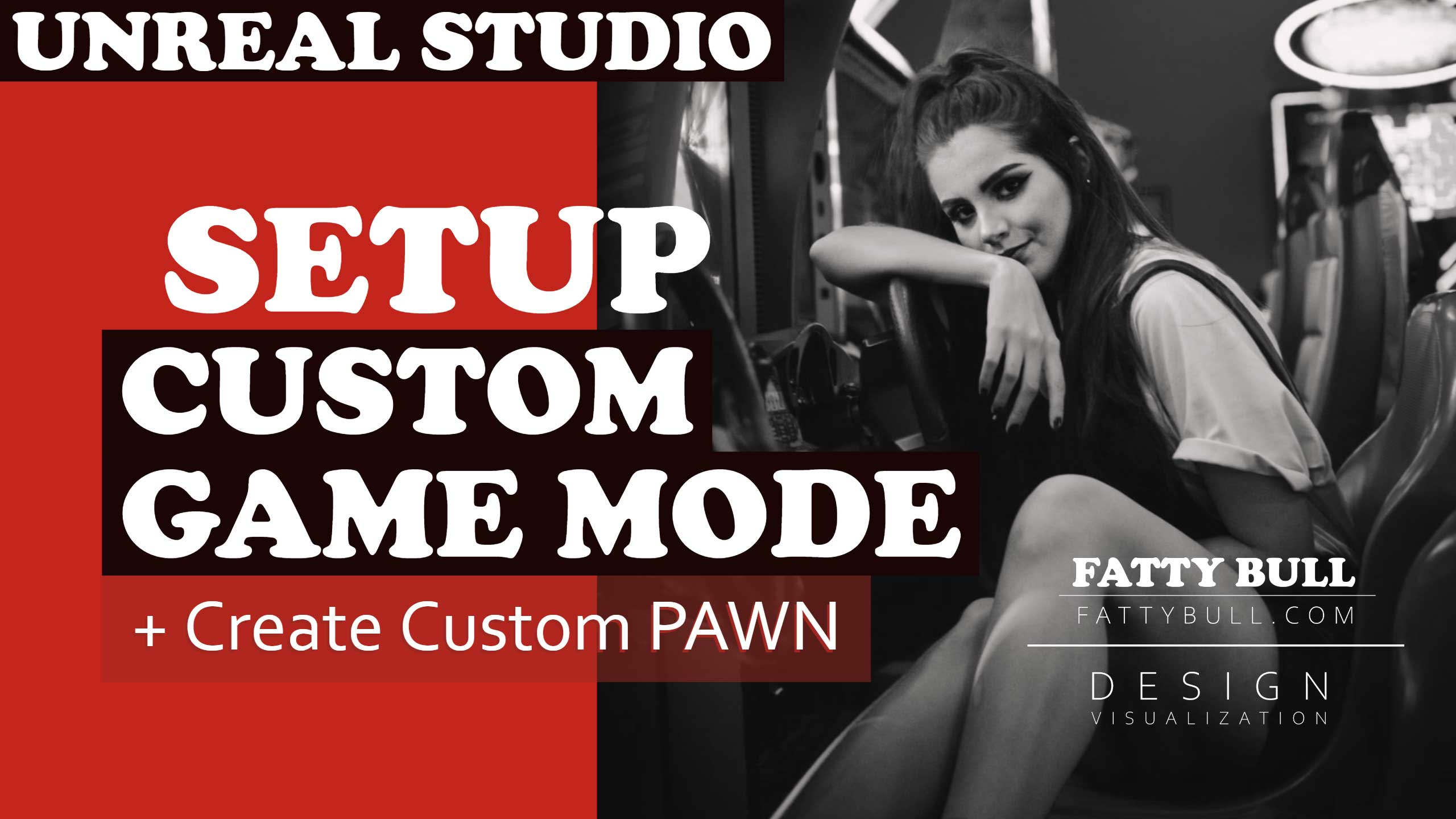 UE4-Custom-Game-Mode-and-Pawn