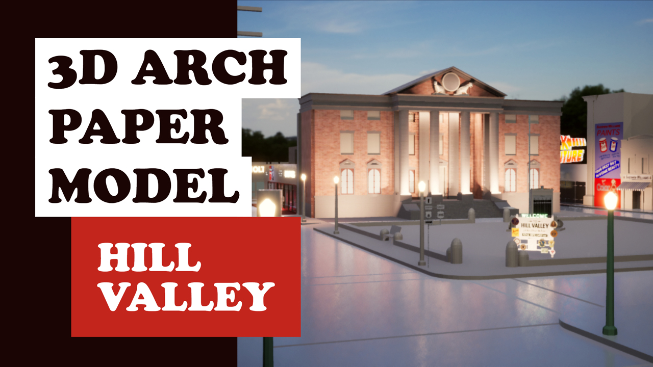 Hill-Valley-3D-Model