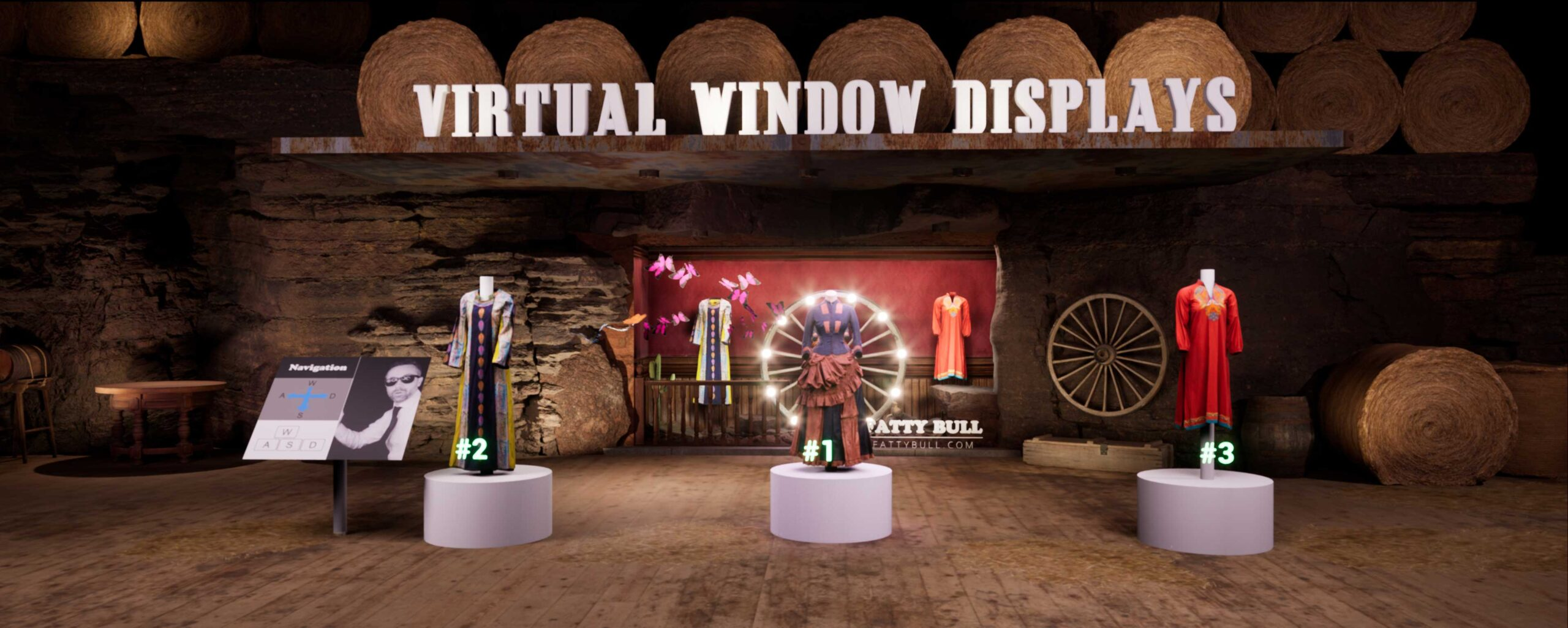 Visual Merchandising Real Time