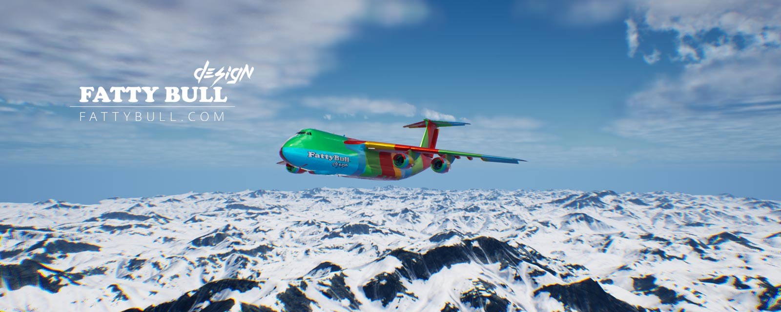 Boeing 3D Visualization