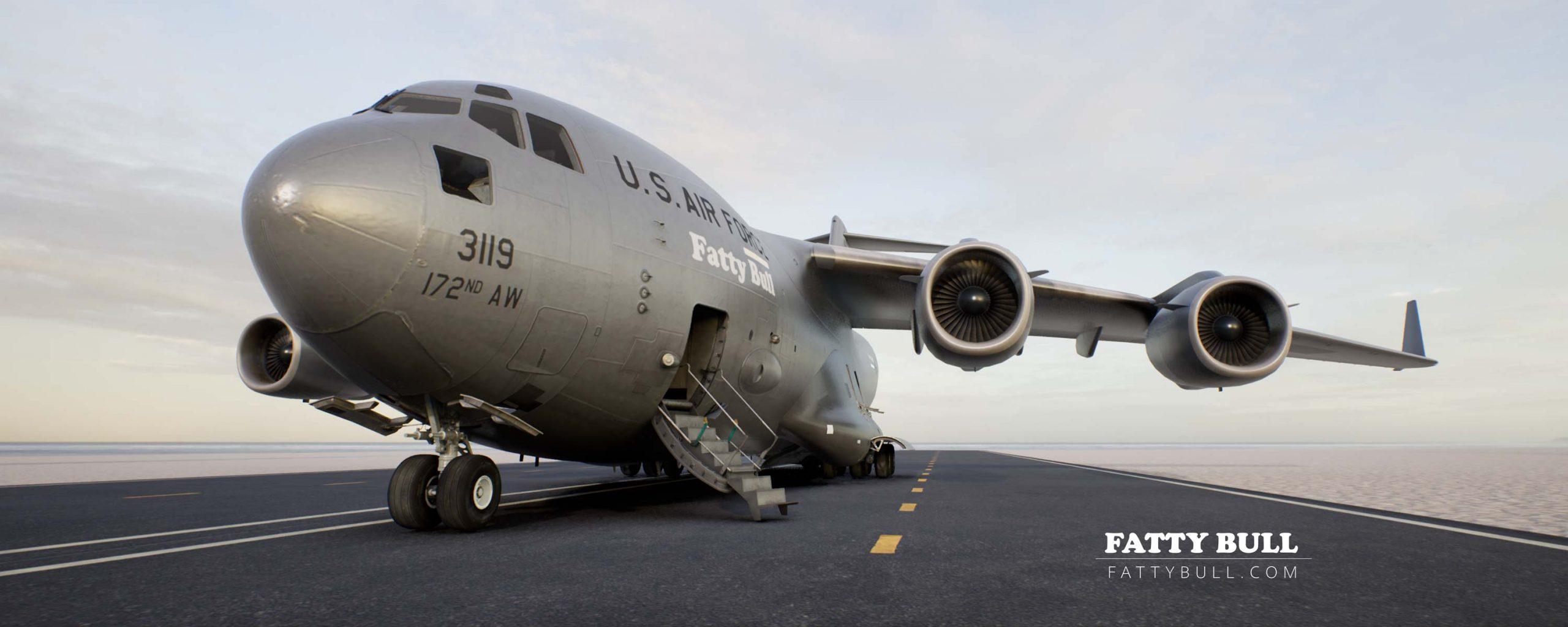 Boeing C17